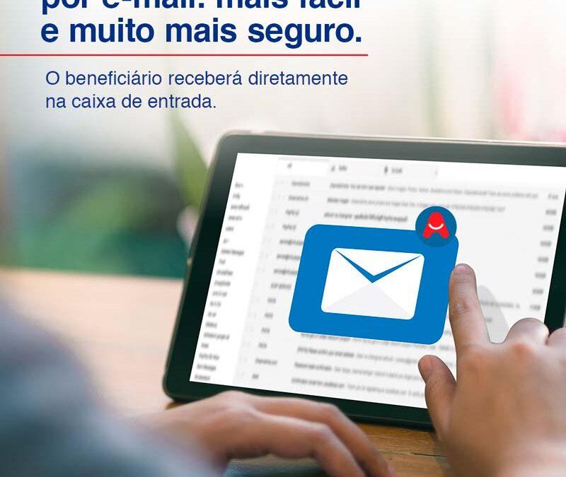Boleto da Afrafep agora por e-mail